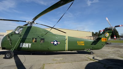 57-1708 - Sikorsky CH-34C Choctaw - United States - US Army