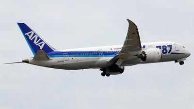 JA804A - Boeing 787-8 Dreamliner - All Nippon Airways (ANA)