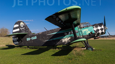 ES-CAB - Antonov An-2 - Private