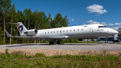 RA-67231 - Bombardier CRJ-200LR - Severstal Air Company
