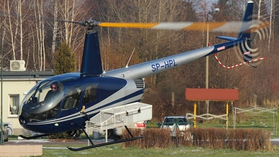 SP-HPL - Robinson R44 Raven II - Private
