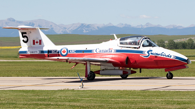 114071 - Canadair CT-114 Tutor - Canada - Royal Canadian Air Force (RCAF)