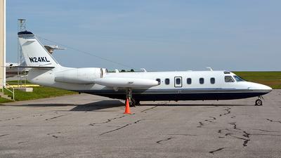 N24KL - IAI 1124 Westwind - Private