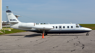 A picture of N24KL - IAI 1124 Westwind - [237] - © Jay Selman - airlinersgallery.com