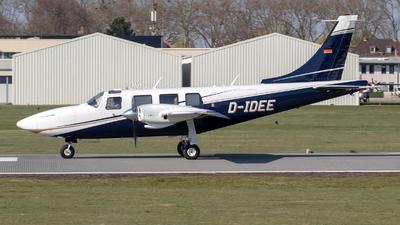 D-IDEE - Piper PA-60-602P Aerostar - AFIT Verkehrsfliegerschule
