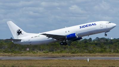 PR-SDU - Boeing 737-4B6(SF) - Sideral Air Cargo