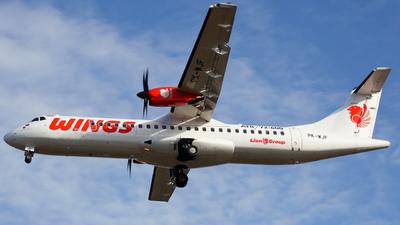 PK-WJF - ATR 72-212A(600) - Wings Air