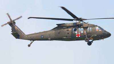 932 - Sikorsky UH-60M Blackhawk - Taiwan - Air Force