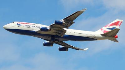 G-BNLM - Boeing 747-436 - British Airways