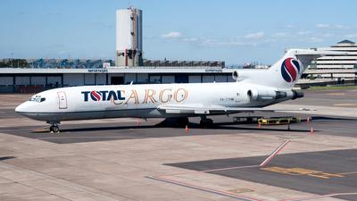 PR-TTP - Boeing 727-2M7(Adv)(F) - Total Linhas Aéreas