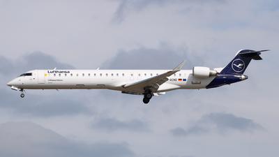 D-ACND - Bombardier CRJ-900LR - Lufthansa CityLine