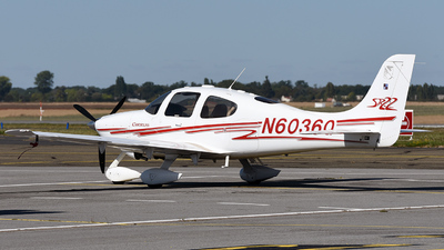 N6036Q - Cirrus SR22 - Private