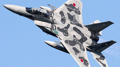 92-8098 - McDonnell Douglas F-15DJ Eagle - Japan - Air Self Defence Force (JASDF)