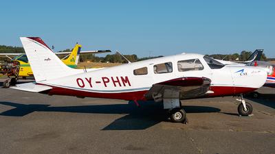 OY-PHM - Piper PA-28-181 Archer III - Private