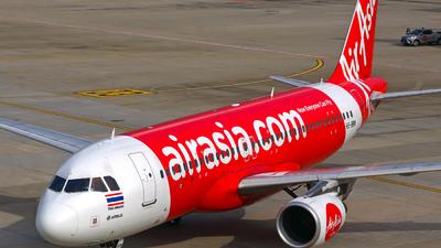 HS-BBW - Airbus A320-216 - Thai AirAsia