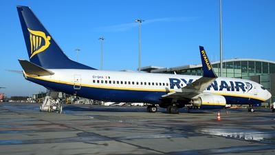EI-DHA - Boeing 737-8AS - Ryanair