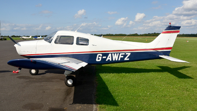 G-AWFZ - Beechcraft A19 Musketeer Sport - Private