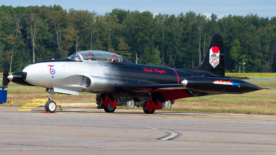 N133CN - Canadair T-33A-N Silver Star - Private
