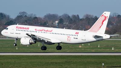 TS-IMI - Airbus A320-211 - Tunisair