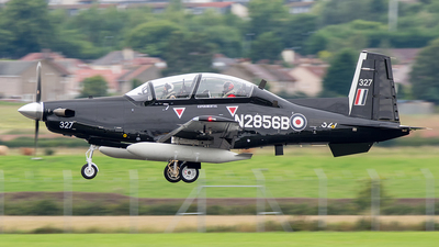 N2856B - Raytheon T-6C Texan II - Raytheon Aircraft