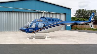 G-BYBI - Bell 206B JetRanger III - Castle Air Charters