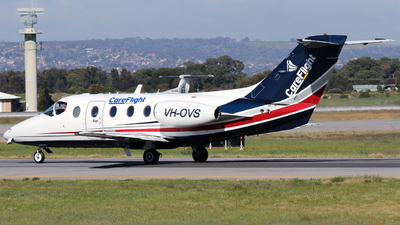A picture of VHOVS - Hawker Beechcraft 400XP -  - © Robbie Mathieson