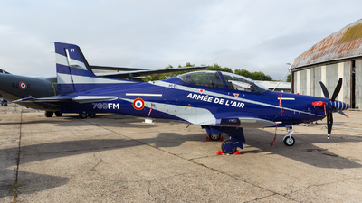 11 - Pilatus PC-21 - France - Air Force