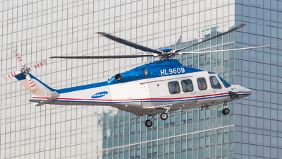 A picture of HL9609 - AgustaWestland AW139 - [31569] - © JIN HL7743
