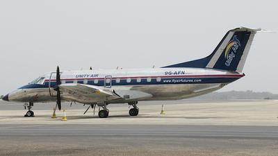 9G-AFN - Embraer EMB-120ER Bras�lia - Unity Airlines