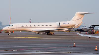 N651CH - Gulfstream G650ER - Private