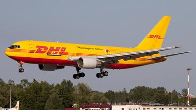 A9C-DHM - Boeing 767-281(BDSF) - DHL International Aviation
