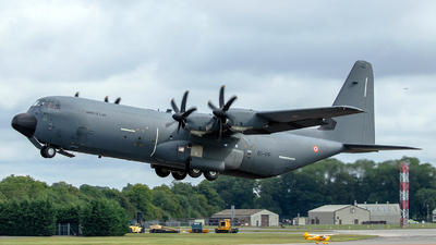 5847 - Lockheed Martin C-130J-30 Hercules - France - Air Force
