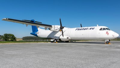 HA-KAU - ATR 72-201(F) - Fleet Air International