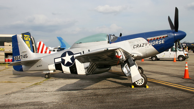 N851D - North American TF-51D Mustang - Stallion 51