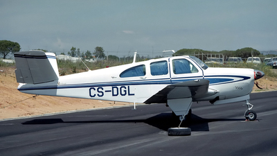 CS-DGL - Beechcraft A35TC Bonanza - Private