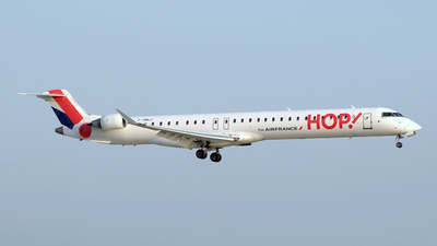 F-HMLC - Bombardier CRJ-1000 - HOP! for Air France