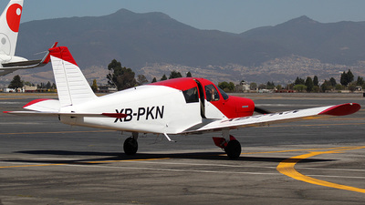 XB-PKN - Piper PA-28-160 Cherokee - Private