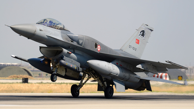 07-1012 - Lockheed Martin F-16C Fighting Falcon - Turkey - Air Force