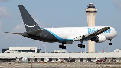 N1427A - Boeing 767-306(ER)(BCF) - Amazon Prime Air
