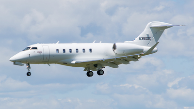N350DX - Bombardier BD-100-1A10 Challenger 350 - Private