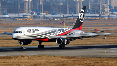 A picture of B2826 - Boeing 7572Y0(PCF) - SF Airlines - © yiran