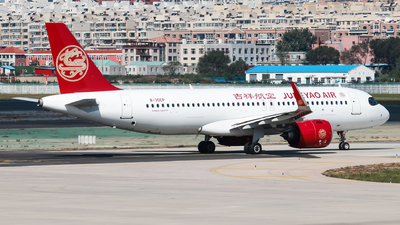 B-30EP - Airbus A320-271N - Juneyao Airlines