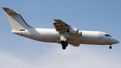 G-JOTD - British Aerospace BAe 146-300(QT) - Jota Aviation