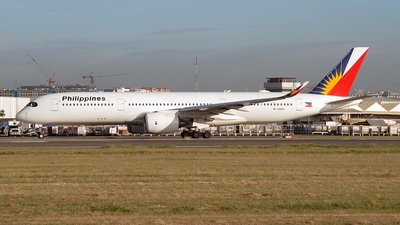 A picture of RPC3504 - Airbus A350941 - Philippine Airlines - © Vermont Coronel Jr.