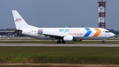 9M-NEW - Boeing 737-42J(SF) - My Jet Express Airlines