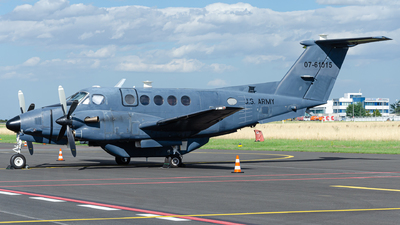 07-61015 - Beechcraft MC-12W Liberty - United States - US Army