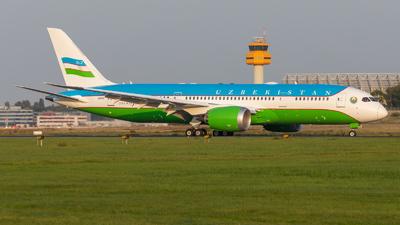 UK001 - Boeing 787-8 Dreamliner - Uzbekistan - Government