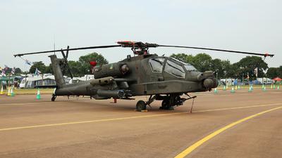 Q-29 - Boeing AH-64D Apache - Netherlands - Royal Air Force