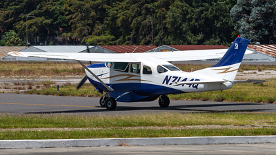 N7144Q - Cessna U206F Stationair - Private