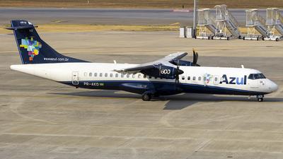A picture of PRAKD - ATR 72600 - Azul Linhas Aereas - © Dotto
